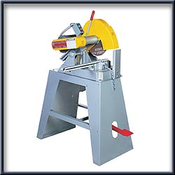 "12"" Dry Abrasive Cutoff Machines"