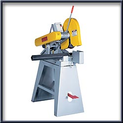 "Dry Cutting: 14""-16"" Dry Abrasive Cutoff Machines"