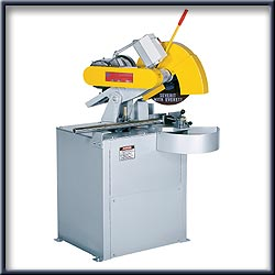 "Dry Cutting: 14""-16"" Dry Abrasive Mitering Machines"