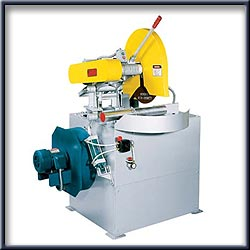 "Dry Cutting: 20""-22"" Dry Abrasive Mitering Machines"