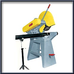 "Dry Cutting:  20"" to 22"" Contractor's Abrasive Cutoff Machine"
