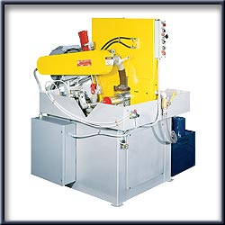 "Wet Cutting Saws: 26"" Wet Abrasive Oscillating Cutoff Machines"
