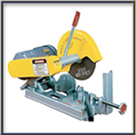 Dry Cutting Machines:  Mitering Cutoff / 3. 5. 7.5, 10 & 20 HP Models