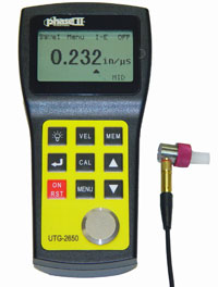 Ultrasonic Portable Hardness Tester