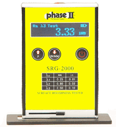 Phase ii  SRG-2000 Surface Roughness Testers