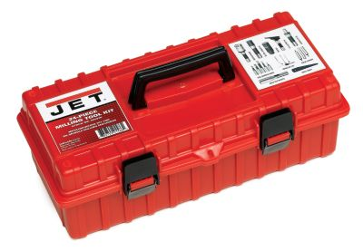 JET CK-12 58-Piece Clamping Kit with Tray for 5//8-Inch T-slot