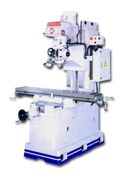 BPV-B2V40 Birmingham Bed Type Milling Machines
