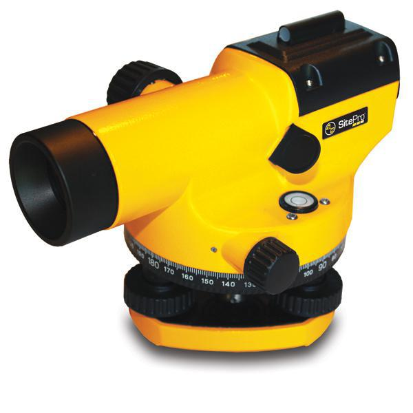 SitePro SP24XC 24-Power Automatic Level