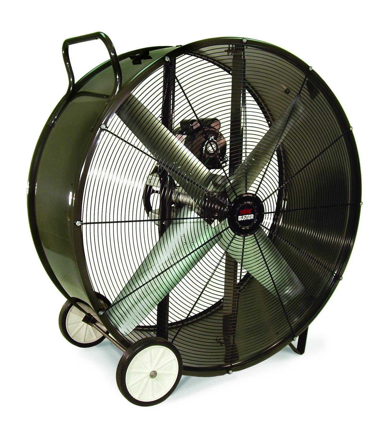 TPC Barrel Fan