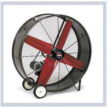 HBD SERIES - TILT BARREL FAN