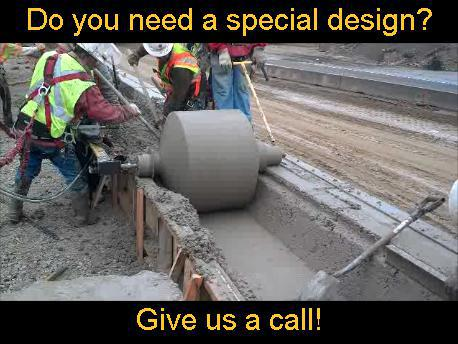 curb roller special design give a call