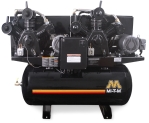 AED Series 120-Gallon 15.0 Horsepower Electric