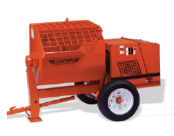 Crown 3 1/2 - 4 Bag 12 Cu Ft Hydraulic drive/Dum mixer