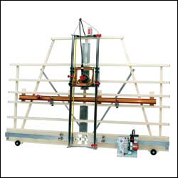 safety speed cut - model sr5 VERTICAL panel saw & ROUTER