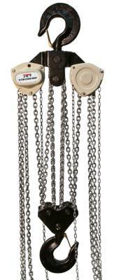 L-100-1500-30, 15-Ton Hand Chain Hoist With 30' Lift