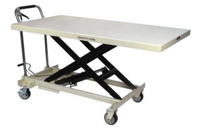 The Jet SLT-1100, Jumbo Table, Quick-Lift Pump, 1,100-lb. Capacity
