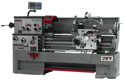 GH-1440ZX, 3-1/8 SPINDLE BORE GEARED HEAD LATHE