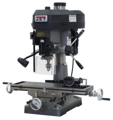JMD-18 Mill/Drill With R-8 Taper 115/230V 1Ph