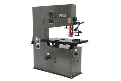 JET vertical METAL cutting bandsawS