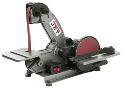 577003 Jet J-4002 1 x 42 BENCH BELT & DISC SANDER