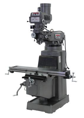 JET High Quality Milling Machines - 2 Year Full warranty