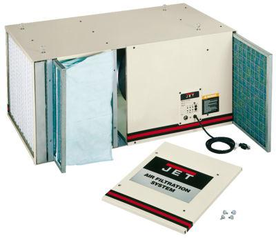708615 AFS-2000, 1700CFM Air Filtration System, 3-Speed, with Remote Control