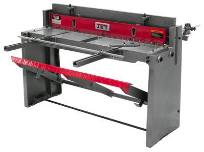 "756202 FS-1652J, 52"" x 16 Gauge Foot Shear"