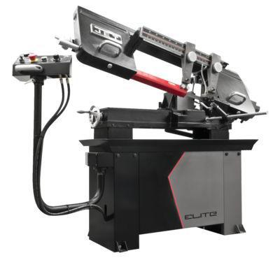 JET Elite EHB-8VS, 8 x 13 Variable Speed Mitering Bandsaw