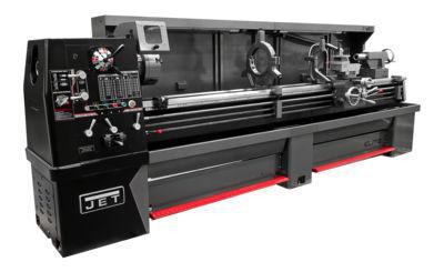 EGH-21120, Elite 21x120 Large Spindle Bore Clutch Lathe