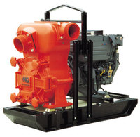 MQ62TDD diesel trash pumps
