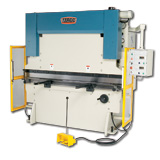Vertical Hydraulic Press Brakes