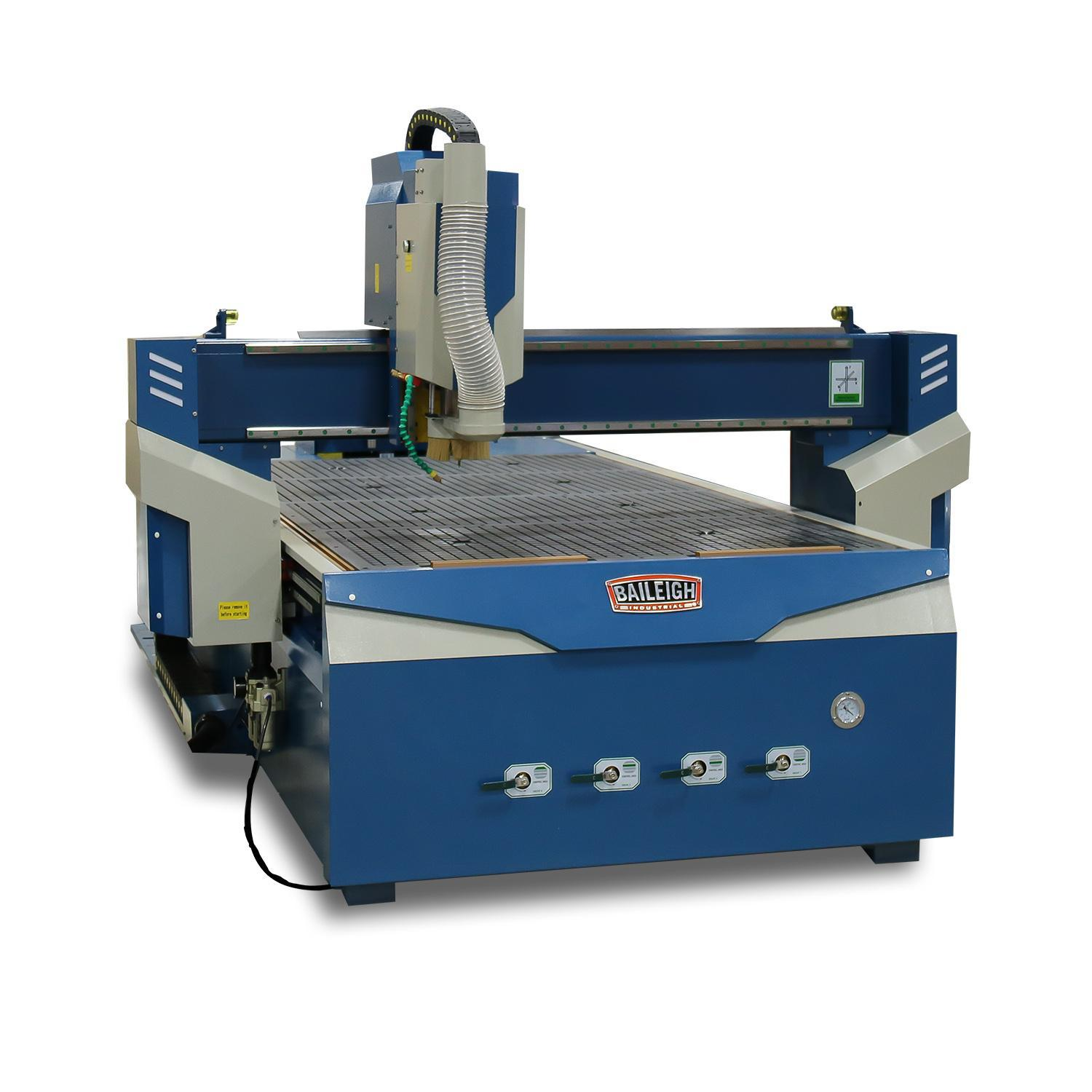 WR-84V-ATC - CNC Router Table