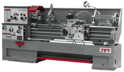 GH-1860ZX, 3-1/8 SPINDLE BORE GEARED HEAD LATHE