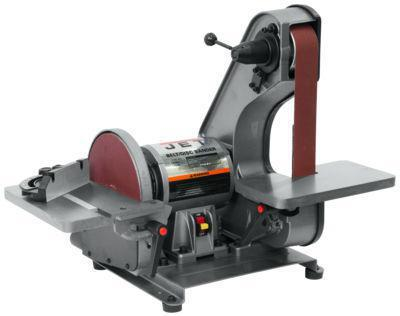 577004 Jet J-41002 2x42 inch BENCH BELT and 8 in DISC SANDER 3/4HP