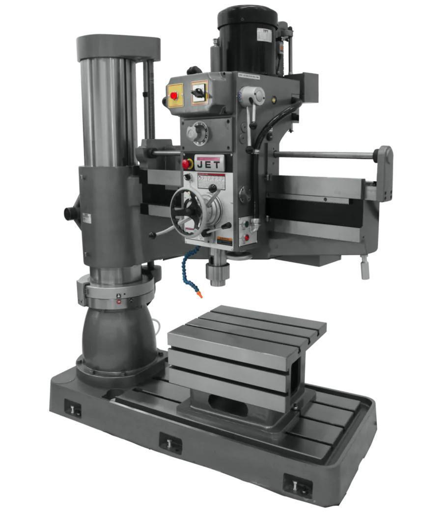 J-1230R, 4' Arm Radial Drill Press