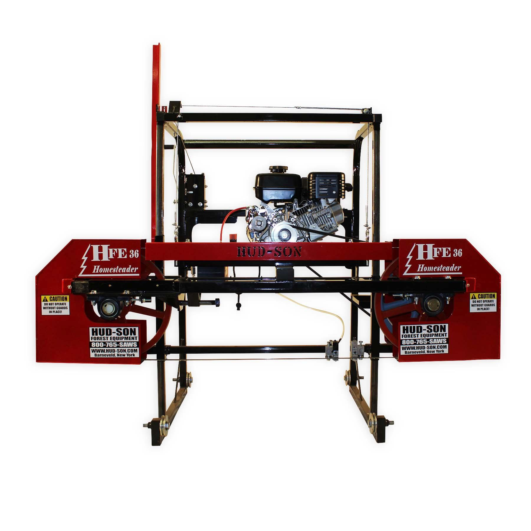 HFE-36 Homesteader Portable Sawmill