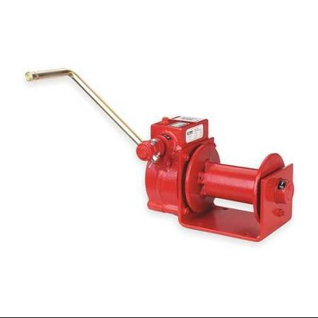 Worm Gear Hand Winches