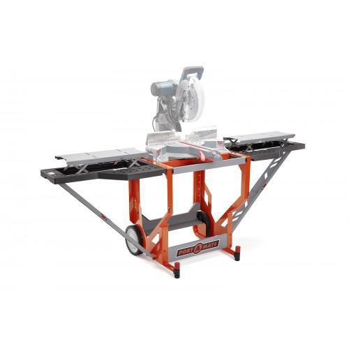 PM-8000 Portacube STR Miter Saw Work Station