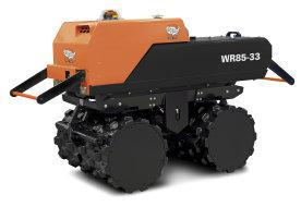 Atlas Copco Walk Behind Trench Roller