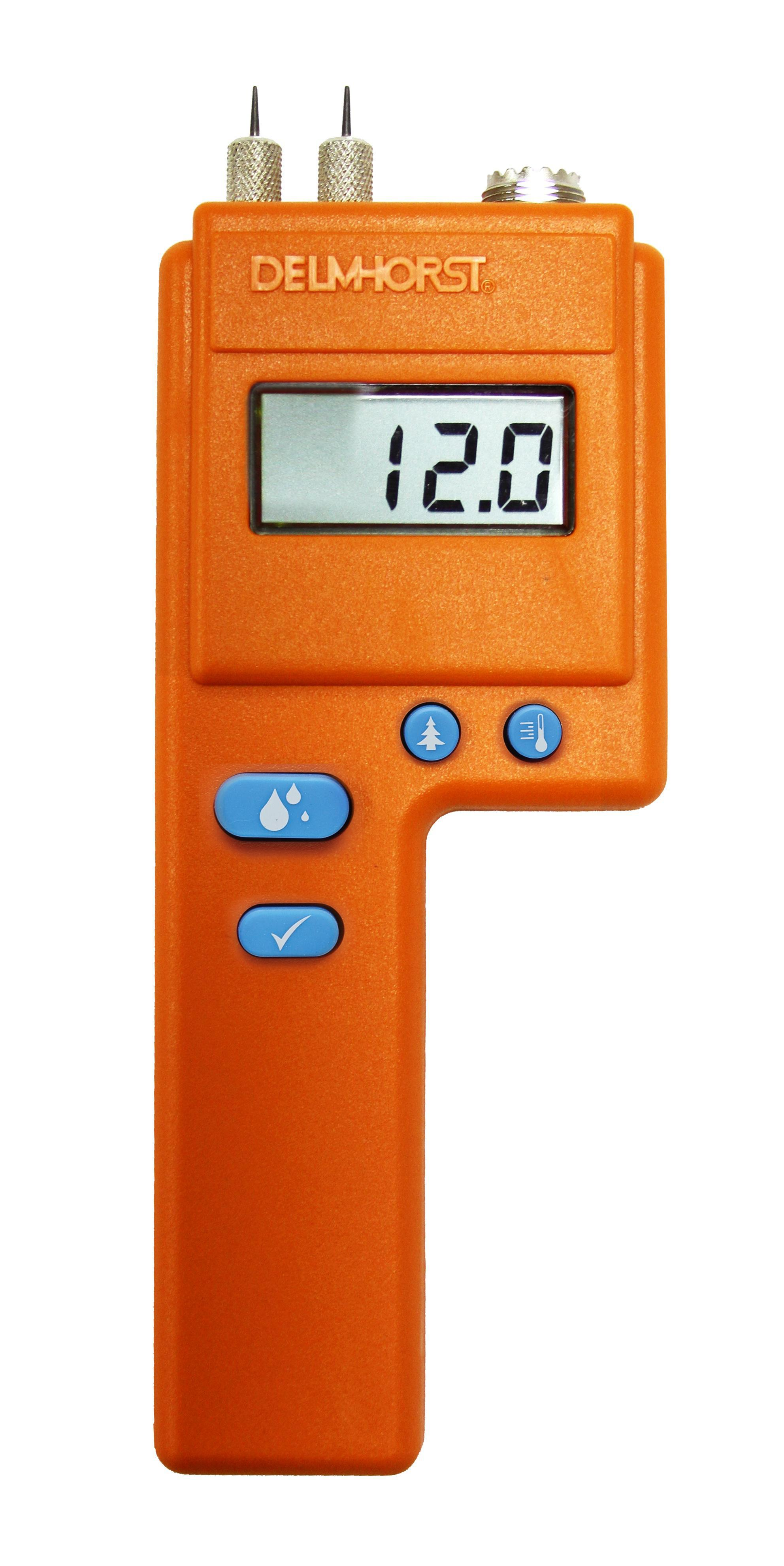 J-2000 Digital Wood Moisture Meter w/324CAS-0064 case