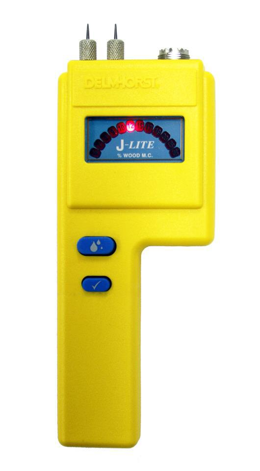 J-LITE LED Wood Moisture Meter w/324CAS-0064 case