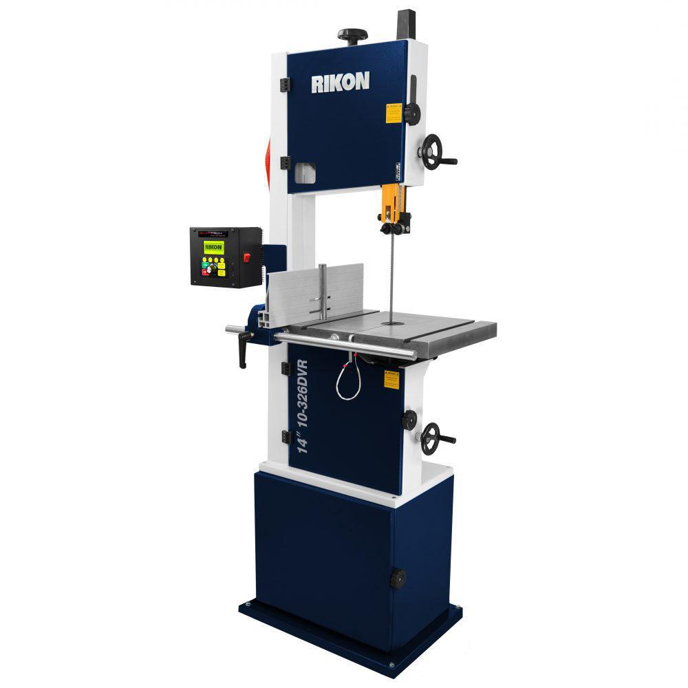 14 inch Deluxe Bandsaw with Smart Motor DVR Control