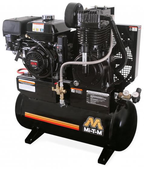 AM2-SH09-20M 20-Gallon Two Stage Gasoline