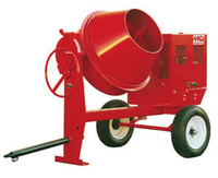 Multiquip Whiteman) MC44 - 4 Cu Ft Concrete/Cement Mixers