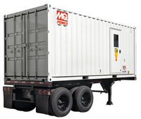 EGC-550V Containerized Generator