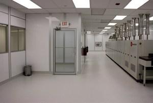 Dust-Free, Cleanrooms a Precise Controlled Environment