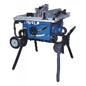 oliver 10 inch Jobsite Table Saw w/Roller Stand