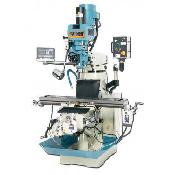 VM-949-3 9x49 inch, 220V, 3ph, 3hp Variable Speed Verticle Mill