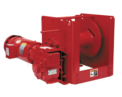Thern 4HS Power Winches Upto 56,00 lbs