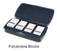 Certified Polystyrene Blocks